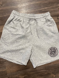 Medusa Noir French Terry Shorts