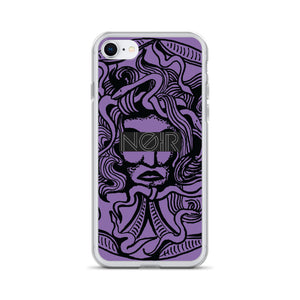 Medusa Noir iPhone Case