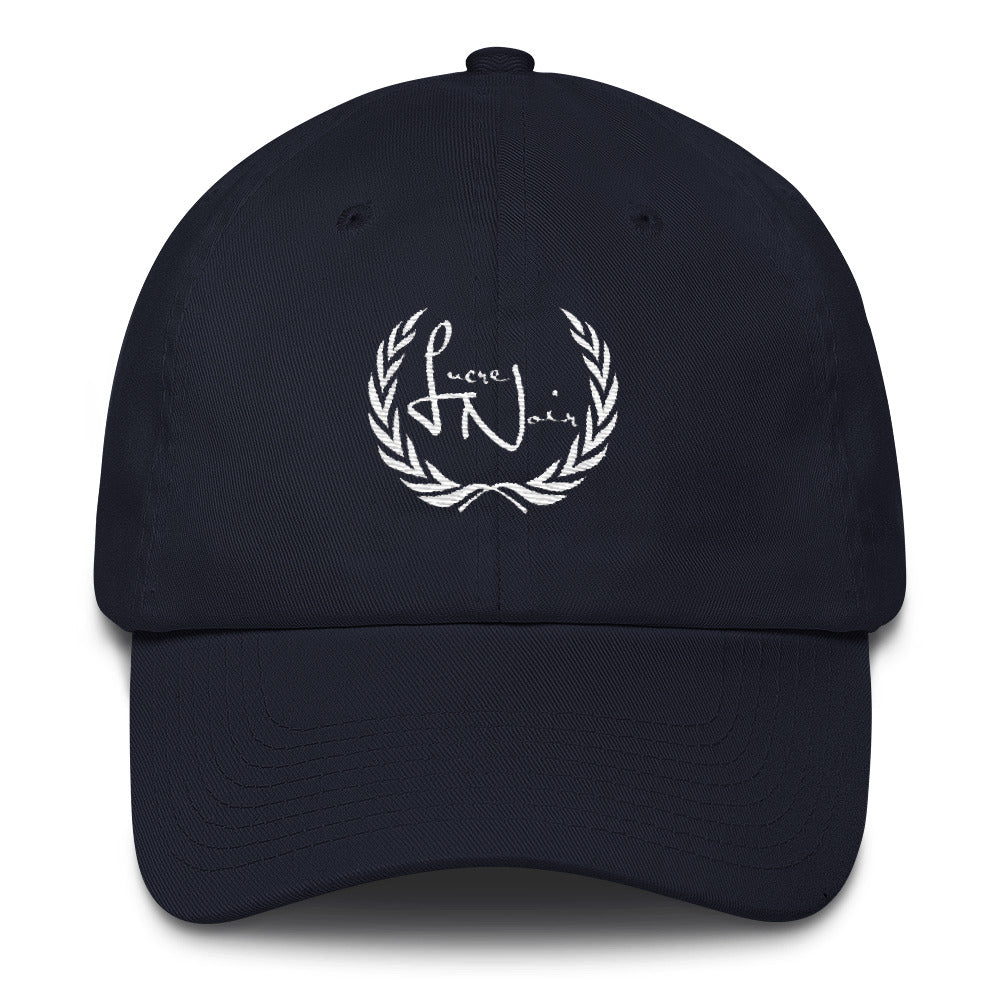 Traditional dad hat