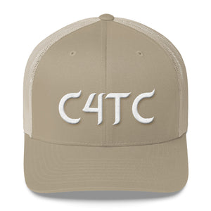 Clothing 4 the culture Trucker Cap