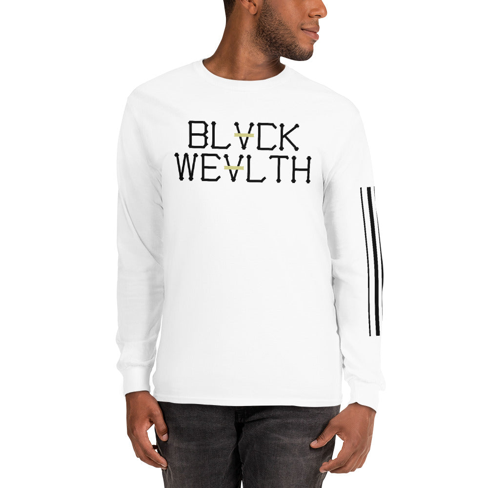 BLVCK WEVLTH Long Sleeve Shirt