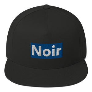 Blue Noir Snap back