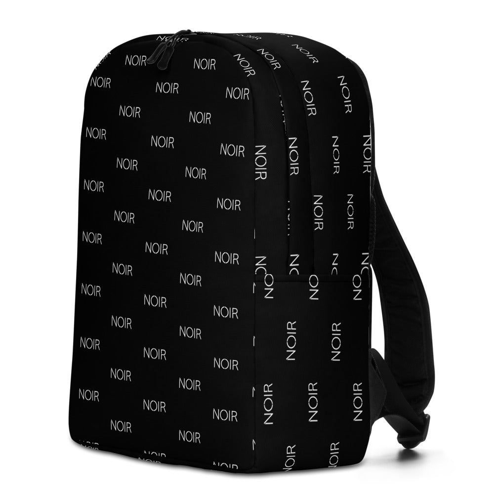 Noir Minimalist Backpack
