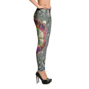 Amoeba Leggings