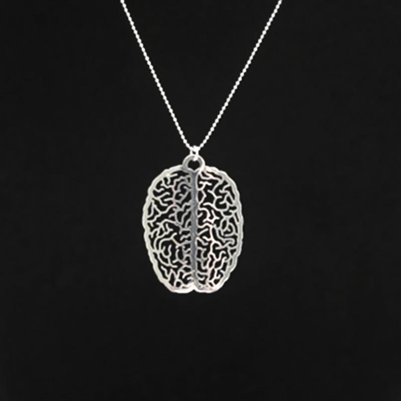 """The Brain"" Necklace"