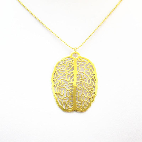 The Brain Necklace Simply Avenue