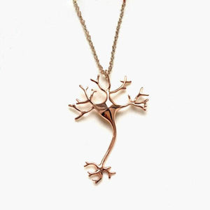 Science Neuron Necklace