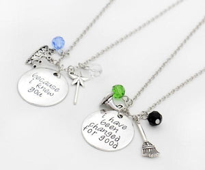 """Changed for Good"" Musical Necklace Set"
