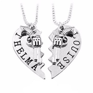 Thelma & Louise Necklace Set