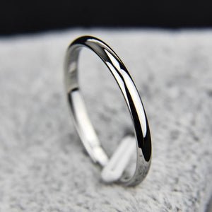 Titanium Steel Ring