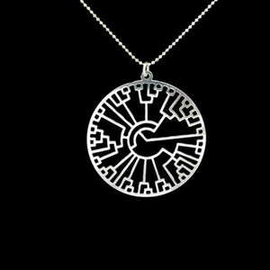 Evolution Phylogenetic Tree Necklace