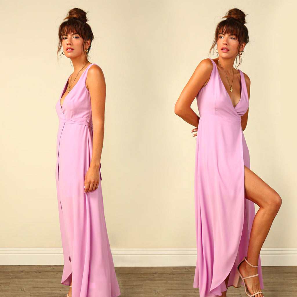 Rona Wrap Dress