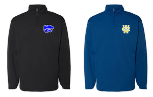 Performance Fleece Quarter Zip Pullover