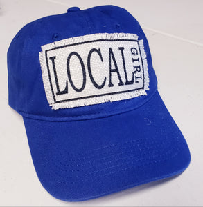 Local Girl Dad Cap
