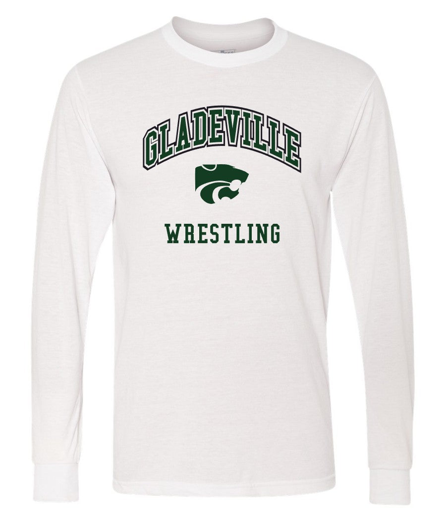 Gladeville Wrestling 2 Long Sleeve
