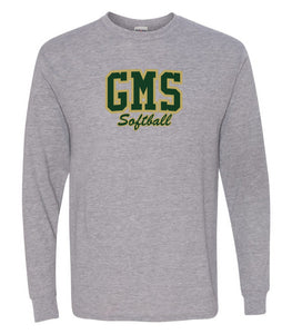 GMS Softball Long Sleeve