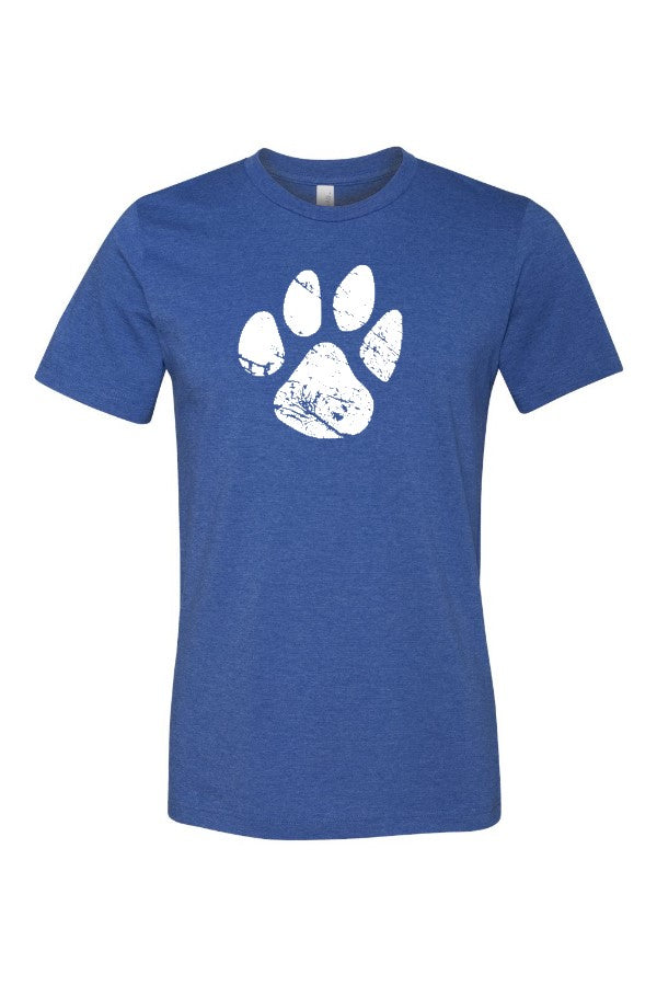 PAW TEE (BELLA CANVAS)