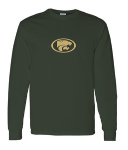 Wildcats Wrestling Long Sleeve E