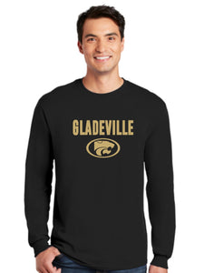GLADEVILLE LONG SLEEVE TEE