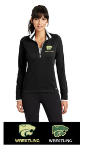 NIKE 1/2 ZIP - LADIES