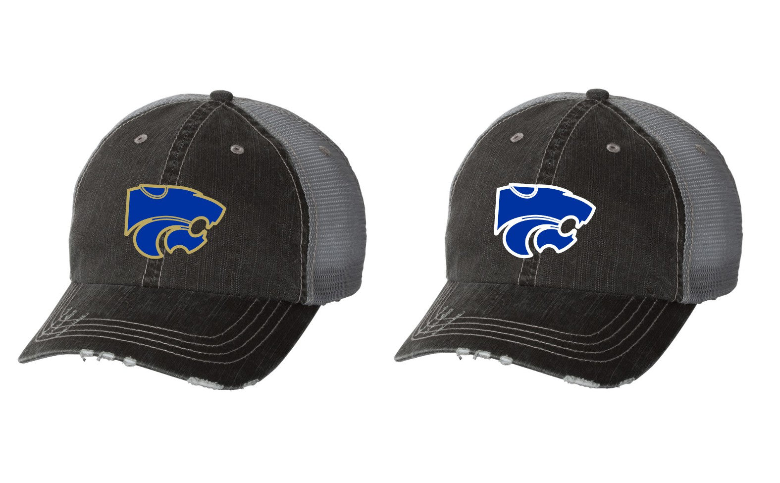 Wildcat Distressed Trucker