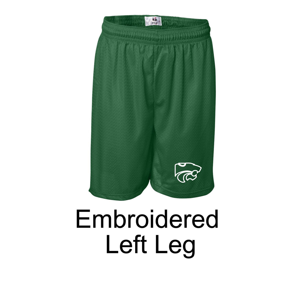 6 Inch YOUTH Pro Mesh Shorts