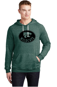 Wildcat Hooded Sweatshirt-Green