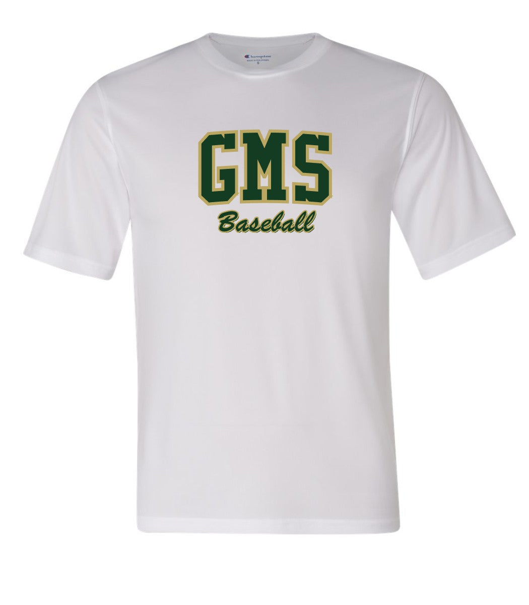 GMS - Performance Short Sleeve -Pick Your Sport
