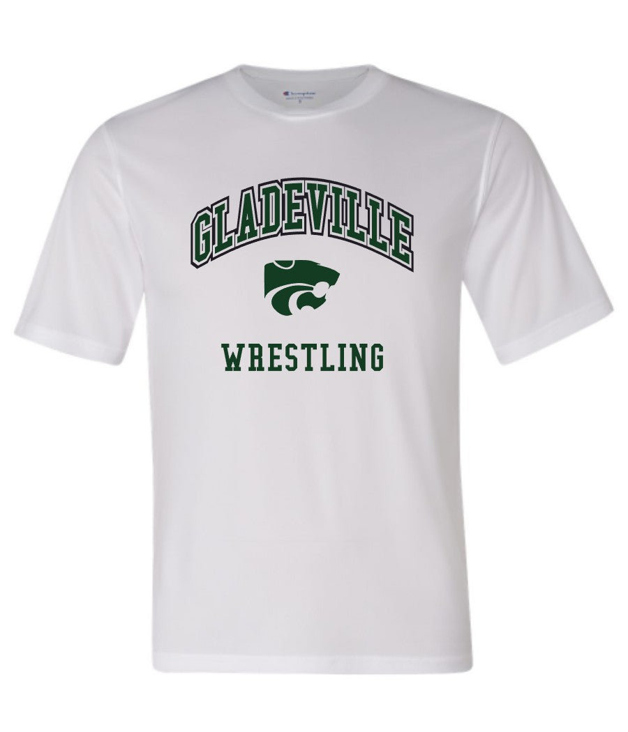 Gladeville Wrestling 2 Double Dry Performance