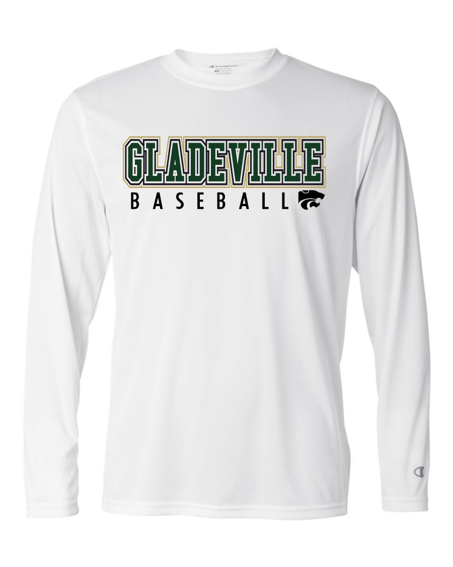 Gladeville - Performance Long Sleeve - Pick Your Sport