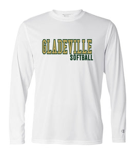 Gladeville Softball - Performance Long Sleeve