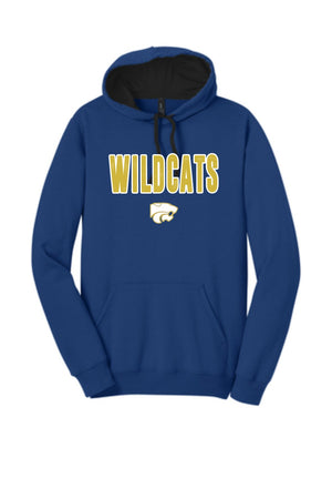 Wildcats - GOLD/WHITE - District Hoodie