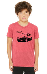 Love Bug YOUTH Tee