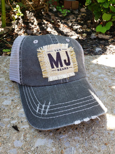 The MJ Bears Trucker