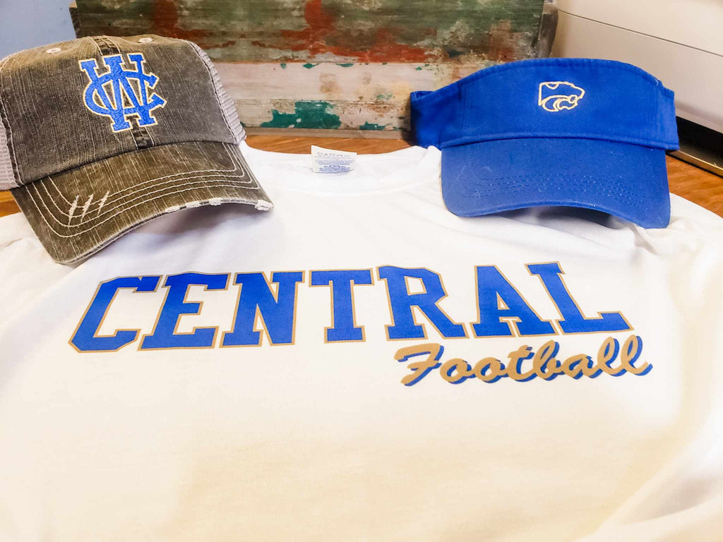 Central - Long Sleeve- Pick Your Sport