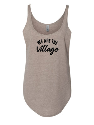 We Are The Village - Tank