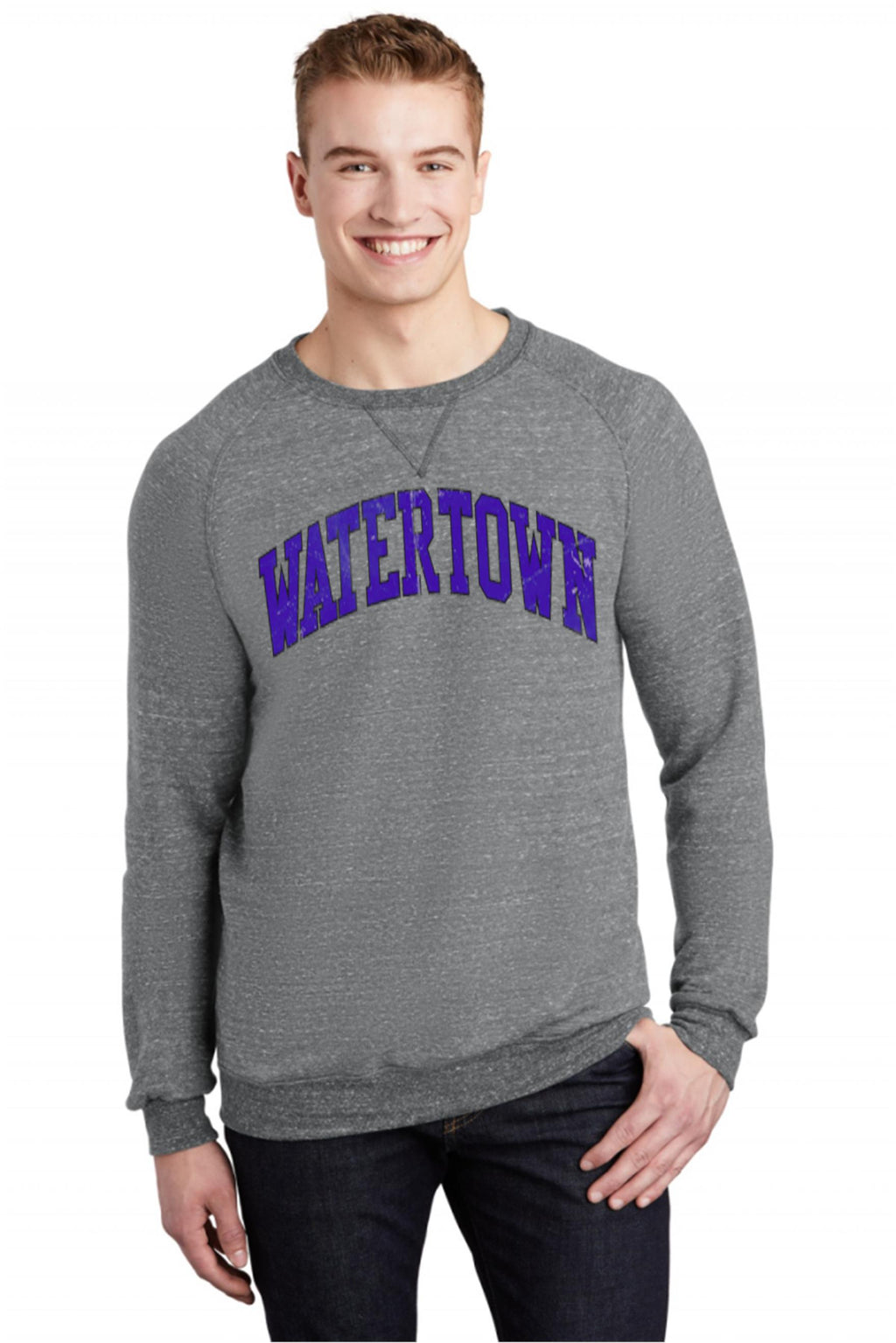 Watertown Crew Neck Sweatshirt