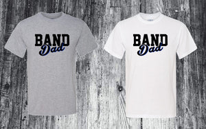 Band Dad Short Sleeve