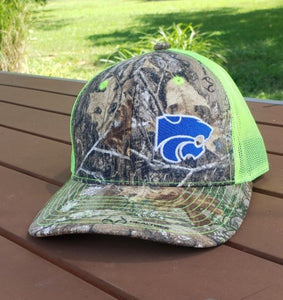 Real Tree Camo Trucker