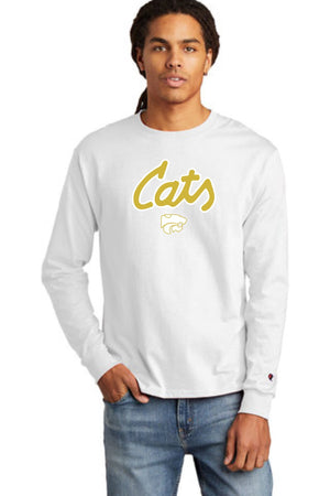 Cats - Champion Long Sleeve