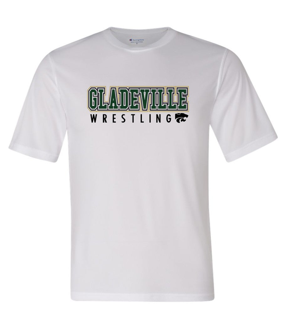 Gladeville Wrestling Double Dry Performance