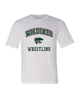 Wildcats Wrestling Double Dry Performance