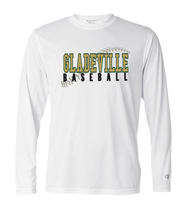 Gladeville Baseball Seams - Performance Long Sleeve
