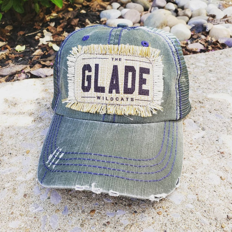 The Glade Wildcats Trucker