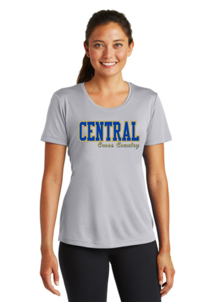 WOMENS PERFORMANCE TEE