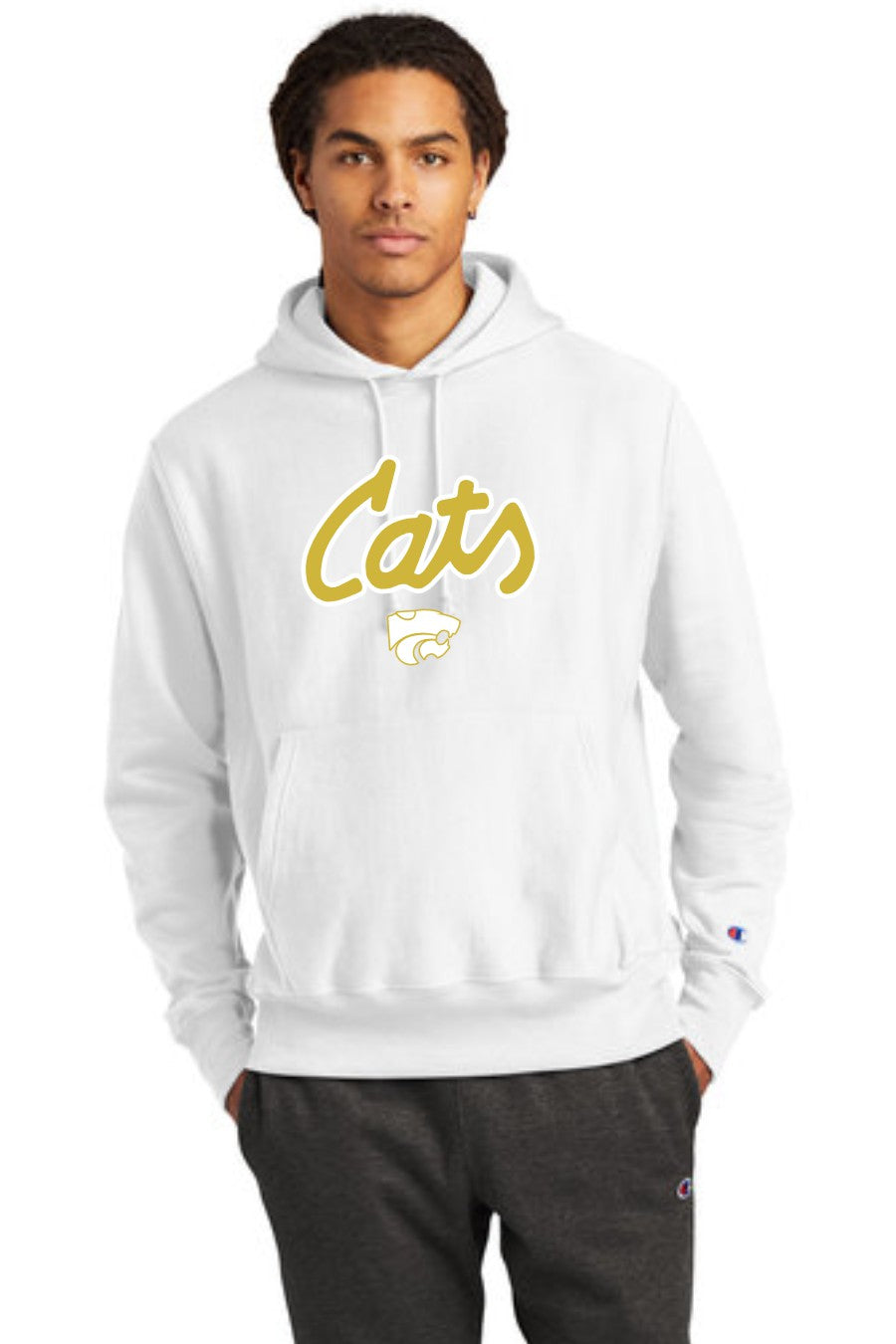 Cats - Champion Hoodie
