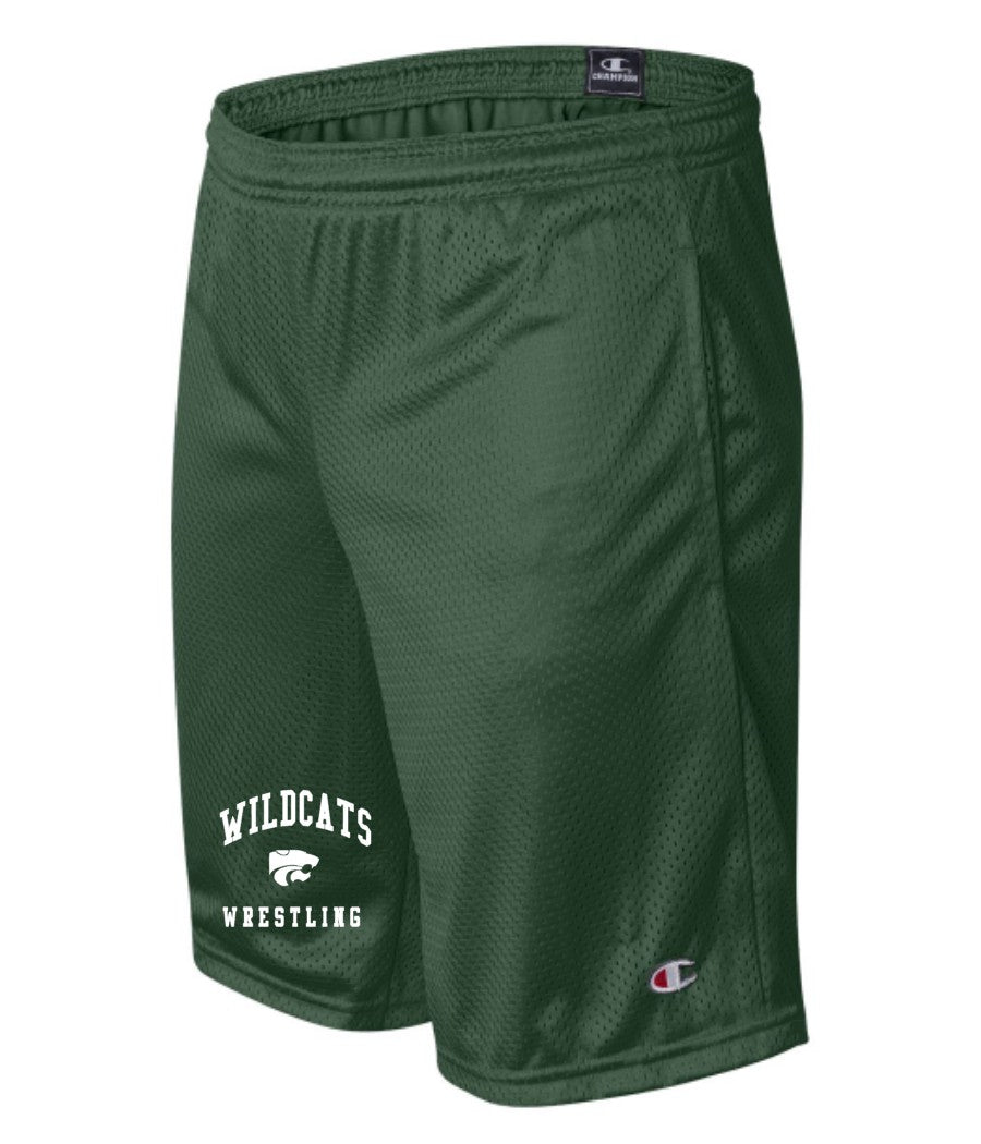 Champion Shorts-Black or Dark Green