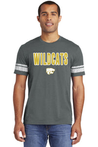 Wildcats - GOLD/WHITE - District Game Tee