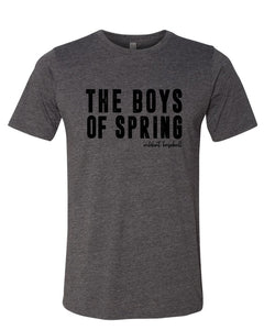 The Boys of Spring