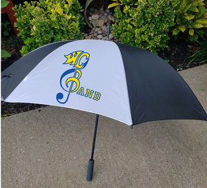 WC Band Golf Umbrella